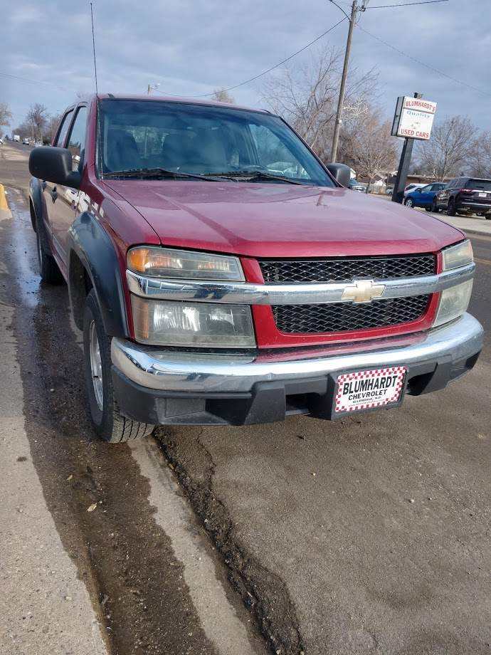 2006 COLORADO 2WD