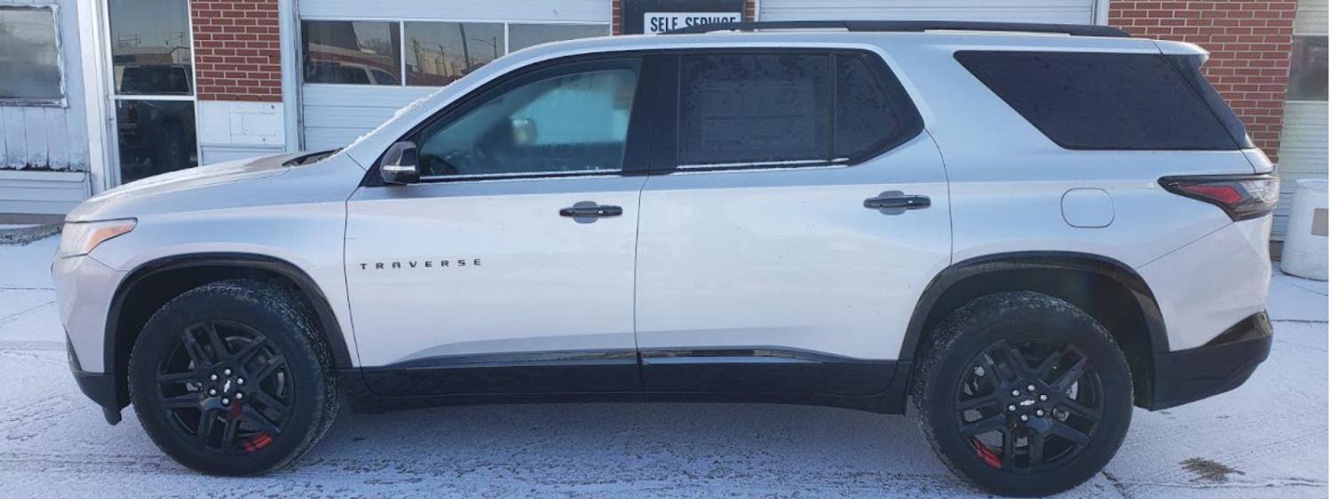 2020 Chevrolet Traverse Redline Edition
